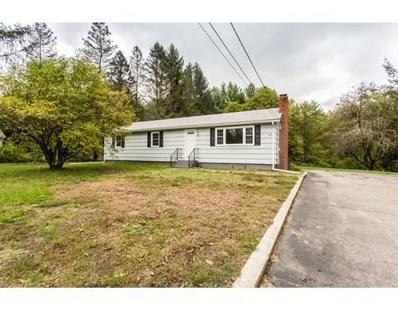 107 Highland St, Warren, MA 01083 - MLS#: 72402752