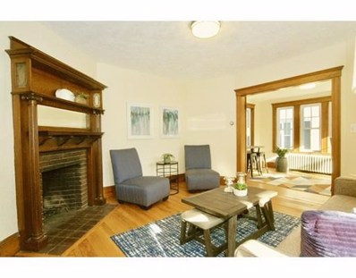 133 Maple St UNIT 1, Boston, MA 02132 - MLS#: 72402790