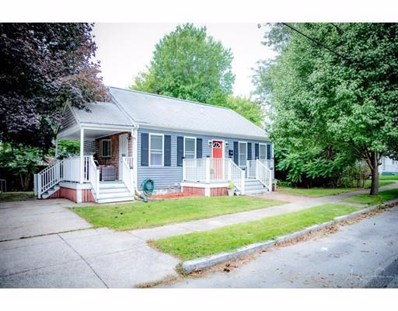 15 Maywood Street, New Bedford, MA 02745 - MLS#: 72402791