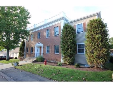 20 Weatherly Drive UNIT 6, Salem, MA 01970 - MLS#: 72402912