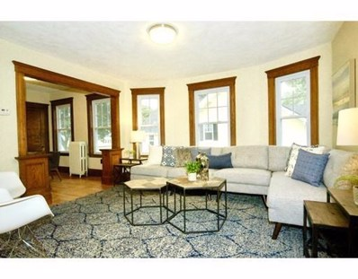 133 Maple St UNIT 2, Boston, MA 02132 - MLS#: 72402914