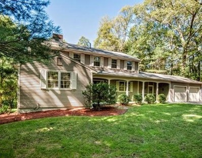 18 Old Orchard Road, Sherborn, MA 01770 - MLS#: 72402957