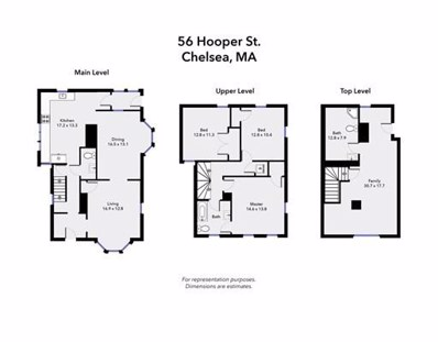 56 Hooper St UNIT 1, Chelsea, MA 02150 - MLS#: 72403085