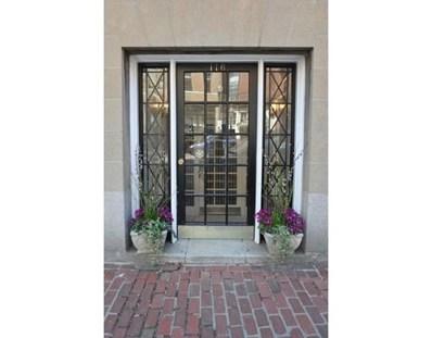 116 Charles St UNIT 4, Boston, MA 02114 - MLS#: 72403230