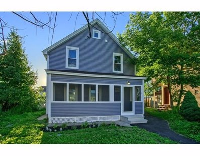 8 Orchard Street, Leominster, MA 01453 - MLS#: 72403497