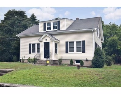 130 Woodland Ave, Seekonk, MA 02771 - MLS#: 72403635