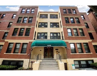 1408 Commonwealth Ave UNIT 1, Boston, MA 02135 - MLS#: 72403690