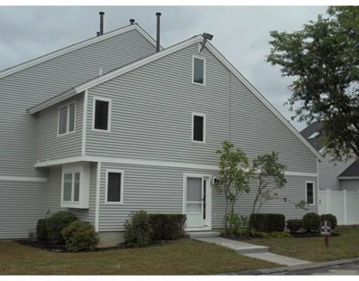 56 Meadow Pond Drive UNIT H, Leominster, MA 01453 - MLS#: 72403719