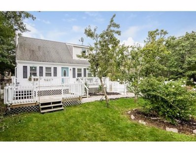 1 Falmouth Rd, Plymouth, MA 02360 - MLS#: 72403920