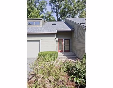 109 Fairway Village UNIT 109, Northampton, MA 01053 - MLS#: 72404323