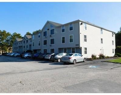 201 Woodlawn Ave UNIT 203, North Providence, RI 02904 - MLS#: 72404339