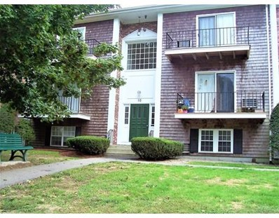 10 Chapel Hill Dr UNIT 3, Plymouth, MA 02360 - MLS#: 72404437