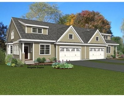 102 Black Horse Place UNIT 18, Concord, MA 01742 - MLS#: 72404549
