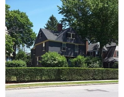 38 Sever St, Worcester, MA 01609 - MLS#: 72404570