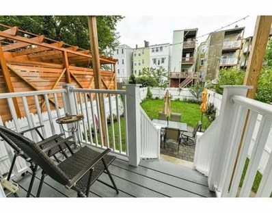 299 Sumner Street UNIT 1, Boston, MA 02128 - MLS#: 72404882