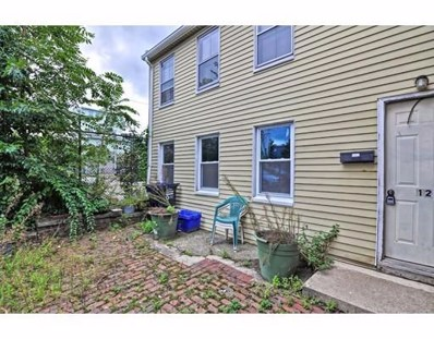 12 Winter St, Cambridge, MA 02141 - MLS#: 72405004