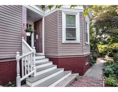 144 Pearl Street UNIT 3, Cambridge, MA 02139 - MLS#: 72405058