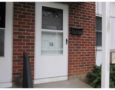 38 Manor Court UNIT 38, Springfield, MA 01118 - MLS#: 72405166
