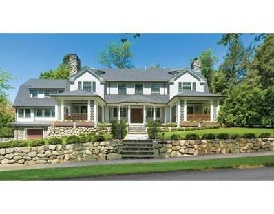 9 Woodman Rd, Newton, MA 02467 - MLS#: 72405337