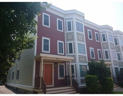 172 Magnolia St UNIT C, Boston, MA 02125 - MLS#: 72405399