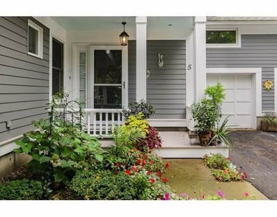 5 Oak Ct UNIT 5, Rockland, MA 02370 - #: 72405422