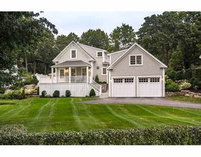36 Stockbridge Street, Cohasset, MA 02025 - MLS#: 72405473