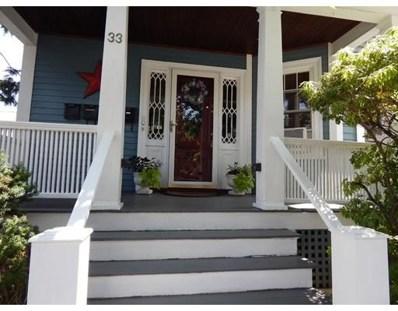 33 Cabot St UNIT 1, Salem, MA 01970 - MLS#: 72405574
