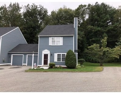 24 Whittier Meadows Dr UNIT 24, Amesbury, MA 01913 - MLS#: 72405591