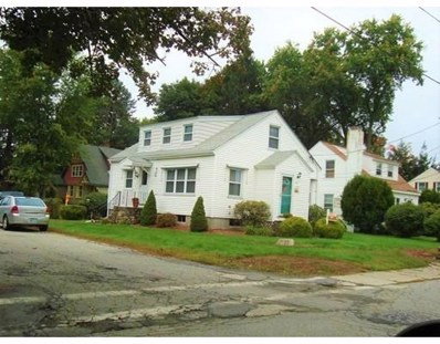 22 Seagrave, Uxbridge, MA 01569 - MLS#: 72405641