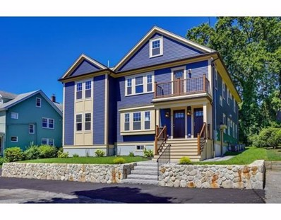 52 Chapman Street UNIT 52, Watertown, MA 02472 - MLS#: 72405723
