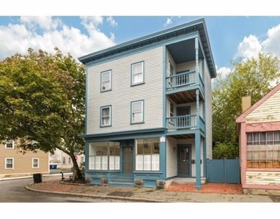 126 Derby St UNIT 3, Salem, MA 01970 - MLS#: 72405742