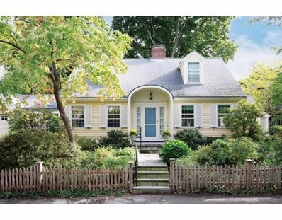 30 Irving St, Brookline, MA 02445 - MLS#: 72405756