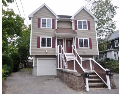 22 Stearns St UNIT 1, Waltham, MA 02453 - MLS#: 72405872