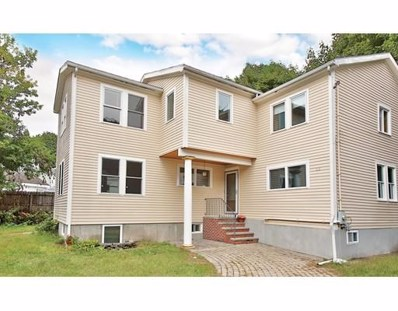 33 Cottage Pl, Newton, MA 02465 - MLS#: 72405922