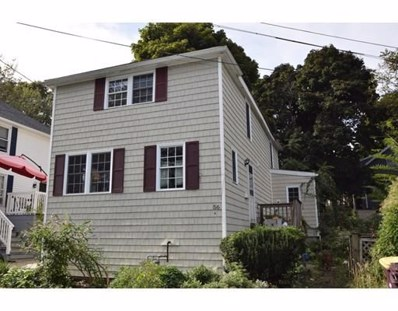56 Wessagussett Rd, Weymouth, MA 02191 - MLS#: 72405929