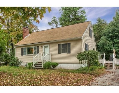10 Allen Street, Pepperell, MA 01463 - MLS#: 72405948