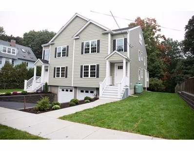 43 Rangeley Rd UNIT 43, Arlington, MA 02474 - MLS#: 72405976