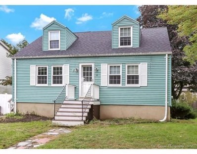 38 Columbia Blvd, Peabody, MA 01960 - MLS#: 72405999