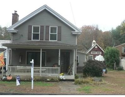 189 Comins Pond Rd, Warren, MA 01083 - MLS#: 72406157