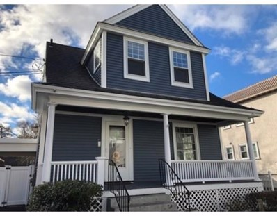 9 Grant Place UNIT 1, Waltham, MA 02453 - MLS#: 72406243