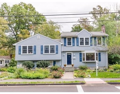 210 Forest St, Reading, MA 01867 - MLS#: 72406408