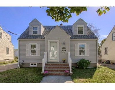 33 Dudley St, Saugus, MA 01906 - MLS#: 72406620