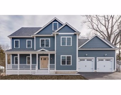 345 Pearl Street, Reading, MA 01867 - MLS#: 72406648