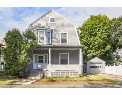 12 Smith Street, Marblehead, MA 01945 - MLS#: 72406707
