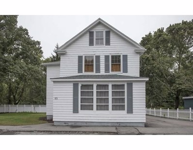 65 W Adams St, Taunton, MA 02780 - MLS#: 72406793