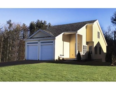 66 Tea Party Circle UNIT LOT 526, Holden, MA 01520 - MLS#: 72406988