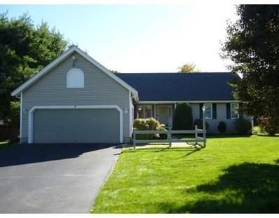 12 Mashpee Drive, North Attleboro, MA 02760 - MLS#: 72406998