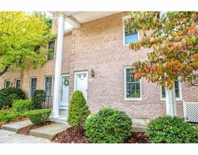 14 Mansion Woods Dr UNIT C, Agawam, MA 01001 - MLS#: 72407079