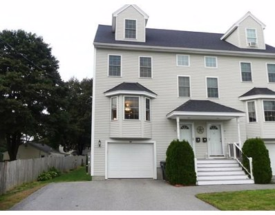 82 Buttonwoods Ave UNIT 82, Haverhill, MA 01830 - MLS#: 72407205
