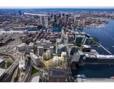 133 Seaport Boulevard UNIT 1618, Boston, MA 02210 - MLS#: 72407237
